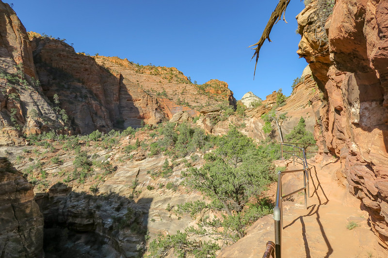 Canyon Overlook Trail -- 5,200'
