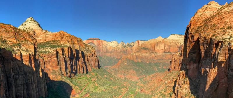 Canyon Overlook -- 5,250'