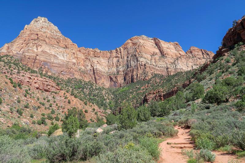 Watchman Trail -- 4,040'