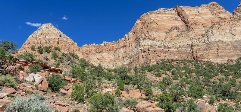 Watchman Trail -- 4,360'