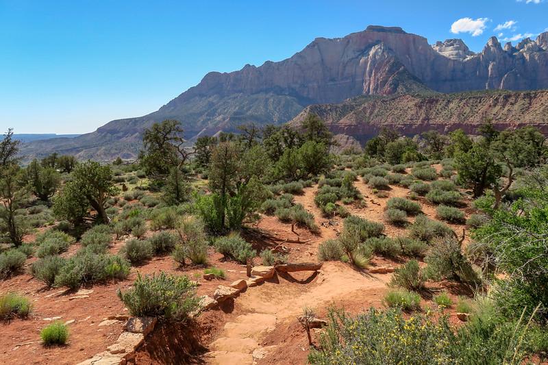 Watchman Trail -- 4,440'