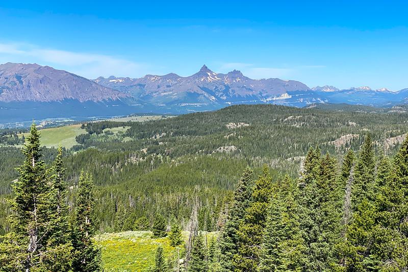 Living Landscape Overlook -- 8,750'