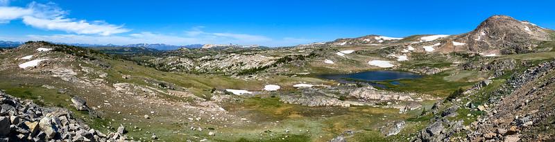 Frozen Lake Viewpoint -- 10,250'