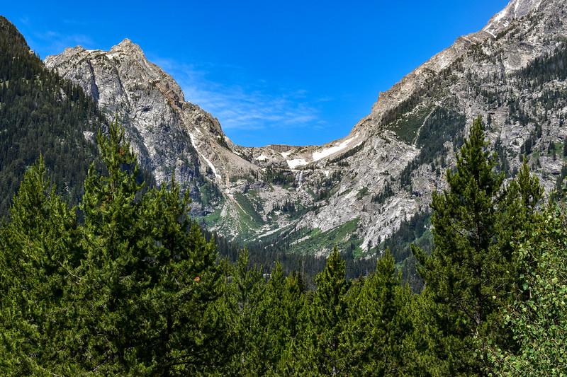 Bradley Lake Trail -- 6,920'