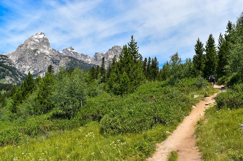 Bradley Lake Trail -- 6,930'