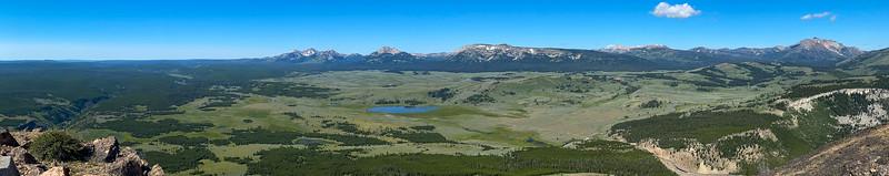 Bunsen Peak -- 8,564'
