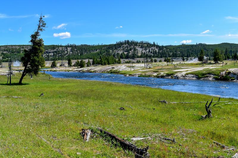 Fairy Falls Trail -- 7,250'