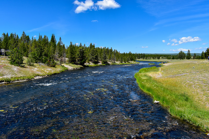Firehole River -- 7,230'