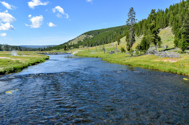 Firehole River -- 7,260'