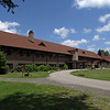 Front of Blackwater Falls Lodge and Conference Center