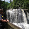 034 Peggy Eyler at Blackwater Falls WV