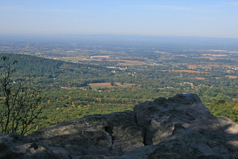 30  Cumberland Valley below Annapolis Rocks