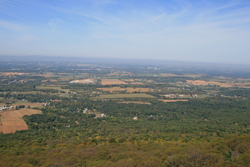 36  Hagerstown visible from Black Rock Cliffs