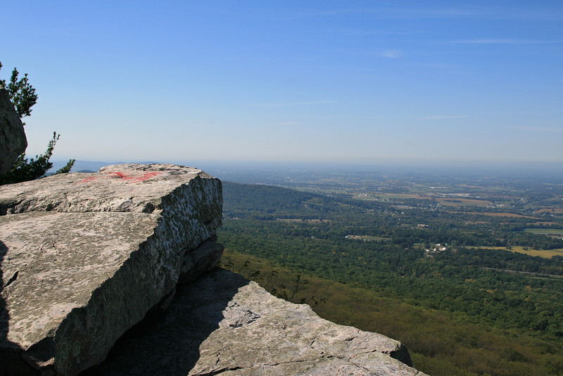 33  Westward view from Black Rock Cliffs