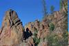 Pinnacles High Peaks Trail Nov 12, 2000