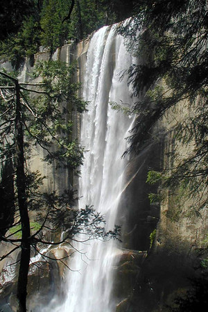 Mist Trail July 2001