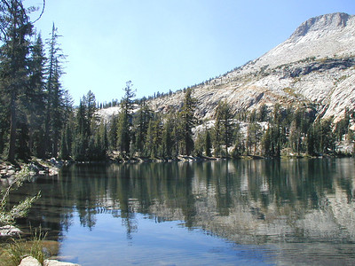 May Lake, Yosemite, September 2003