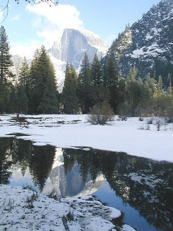 Yosemite Valley November 3, 2003