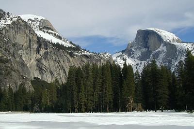 2005-01 Yosemite Valley Hike