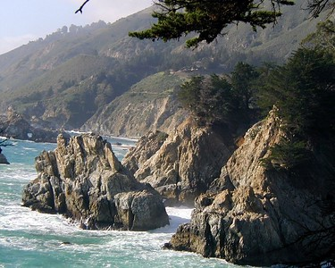 2005-03 Pfeiffer Burns State Park, California