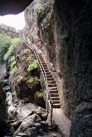 2005 05 Pinnacles Moses Spring Trail