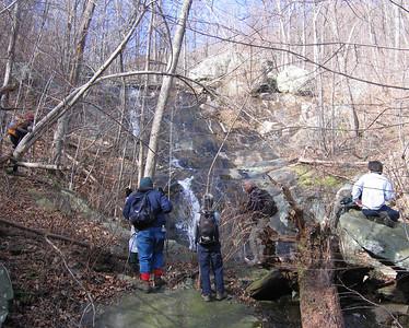 Jordan River Falls 2006-12-16