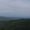 Panoramic view west from Compton Peak