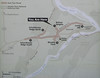 Map of Battle of Harpers Ferry auto tour