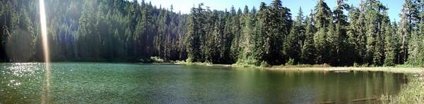 Silver King Lake Panorama