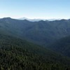 Panorma from the top of Whetstone Mountain