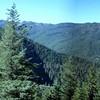 Whetstone Trail Overlook Panorama