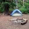 Camp at Twin Lakes