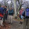 Hikers on Stonyman