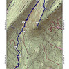 Hike map (the whole hike)