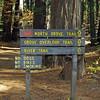 We took the short North Grove Trail Loop 1 1/2 miles).