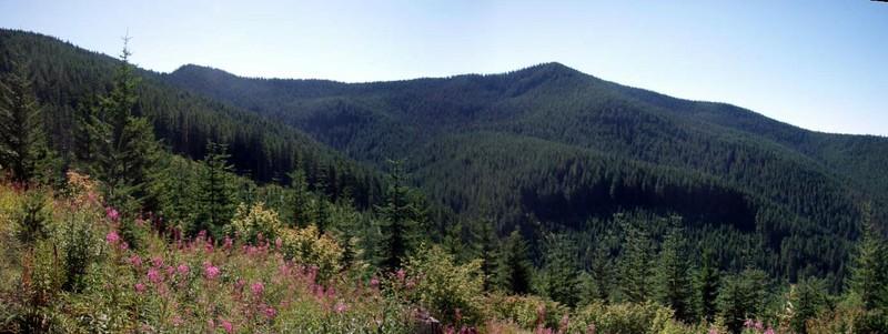 Fanton and Squaw Mountain