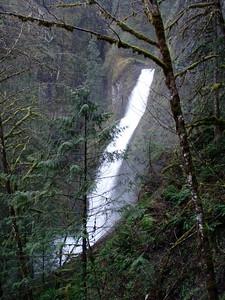Clackamas Falls