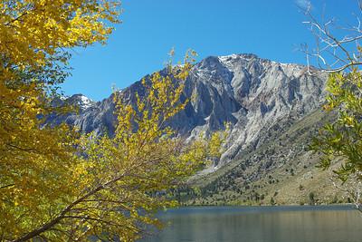Convict Lake Hike, Eastern Sierra, California, Oct 2011