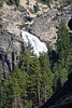 Illilouette Fall, as seen from Washburn Point July 19, 2011
