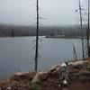Monon Lake at mon-olallie lake junction