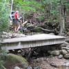 Venturing around the missing half bridge