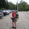 Boo's pole sticks up fairly high!