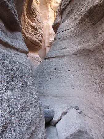 Kasha-Katuwe Tent Rocks National Monument Hike  10-29-12