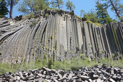 Devil's Postpile National Monument 06/2012