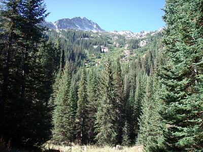 Elkhorn peak?