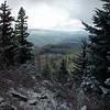 """Reflector"" atop Oak Grove Butte"