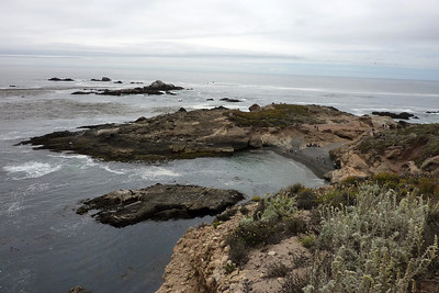 2012 July Point Lobos Sand Hill Trail and Sea Lion Trail