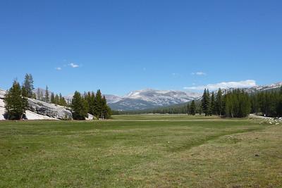 Pothole Dome Trail Tuolumne Meadows Yosemite 06/2012