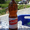 Afternoon tea, and all the days were hot: Rivella, of course.
