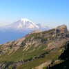 First look at Mt Ranier